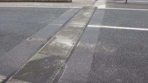 Fahrbahnübergänge Stahlplatten